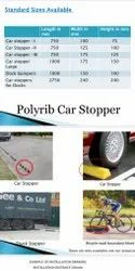 Polyrib Car Stopper