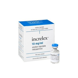 Increlex Mecasermin Injection