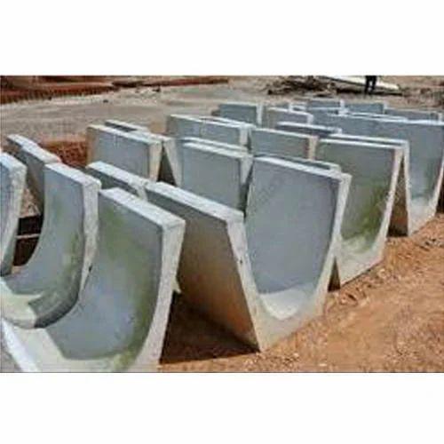 Cement V Shape Channel Drain