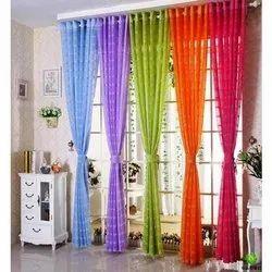 Decorative Cotton Curtain