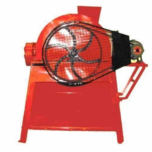 Mild Steel Electric Chaff Cutter Machine