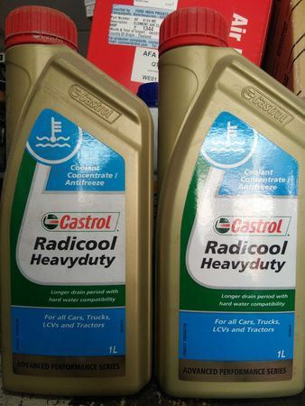 Castrol Radicool Coolant 1ltr Packaging Type Bottle Rs 280 Piece Id 18998665391