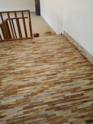 21MM Teak Wooden Flooring