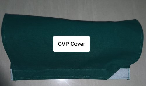 REUSABLE CLOTH COVER FOR OT CVP Cover, Packaging Type: Packet