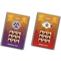 Reiki Card- Set Pyramid Reiki Card- Reiki Card - Set Pyramid