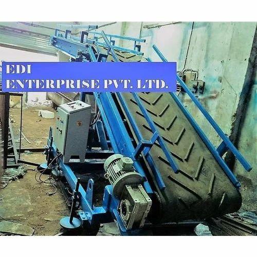 Industrial Truck Loader Conveyor