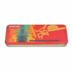 Geometry Pencil Box