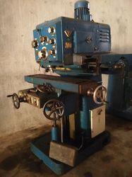 WMW FNS Keyway Milling Machine