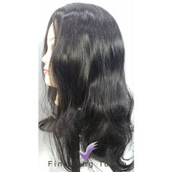 Middle Partician Hair Wig