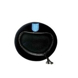 Black Woolen Beret Cap, Size: S-xl