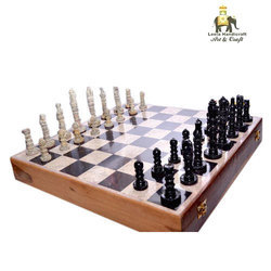 Indian Stone Chess Board