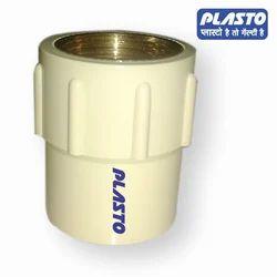 Plasto CPVC Brass Reducer FTA