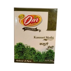 Om Kasoori Methi Leaves, Packaging Size: 25Gm