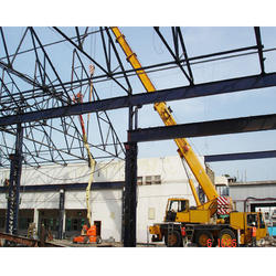 Mechanical Structure Demolition Service