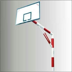 Standard Basketball Pole