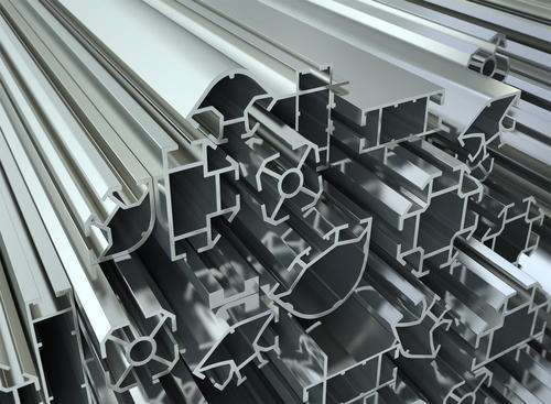 Aluminium Sections - Aluminium Extrusion Profile Manufacturer from Delhi