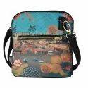 Beautiful Lakeside Crossbody Bag