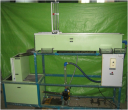 Flow Over Weirs Apparatus
