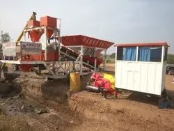 Nano Mobile Concrete Batching Plant