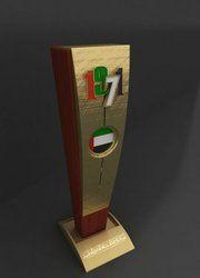 Winner Metal Trophy