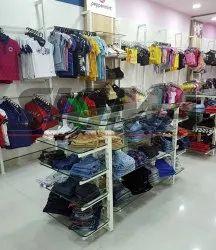 Garments Center Racks