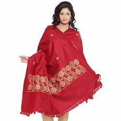 Floral n Paisley Kashmiri Shawl 201