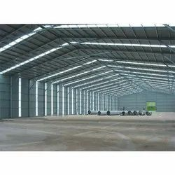 FRP Gallery Fabric Structure