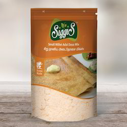 Small Millet Adai Dosai Mix, Packaging Type: Natural Pouch Cover