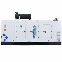 Greaves Power 500 KVA Compact Diesel Generator