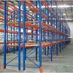 Paint Coated Warehouse Pallet Rack