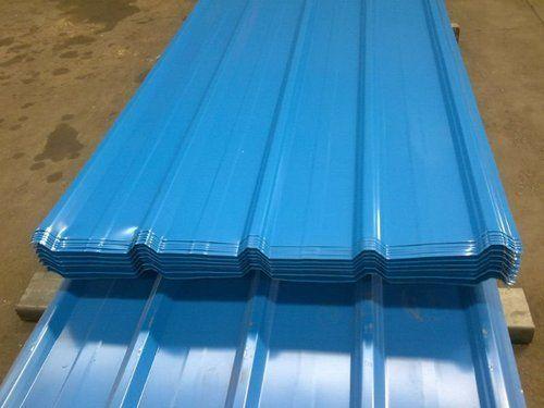 Galvanized Corrugated Iron Sheets गैल्वेनाइज्ड कोरगेटेड