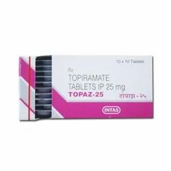 Topiramate Tablets 25 Mg