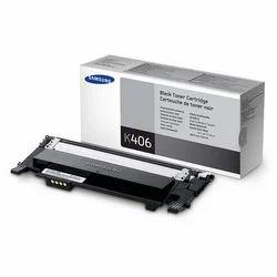 Samsung CLT - K406S / XIP Black Toner Cartridge