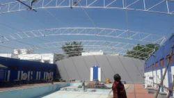 Steel Structural Fabrication & Erection Work