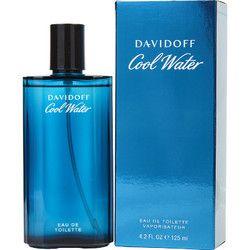 Male Davidoff Cool Water Eau De Toilette For Men, 125ml