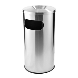 Oval Dustbin