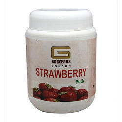 Aromablendz Strawberry Face Pack