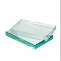 Toughened Glass, Shape: Flat, Size: 10-50mm Diameter
