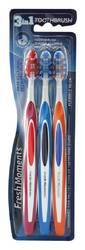 Fresh Moments 3 In 1 Toothbrush