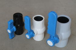 Plastic Threaded End Ball Valve