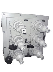 Flameproof Plug & Socket Panel