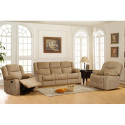 Buyerfox Wooden Fancy Sofa Set