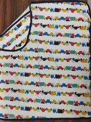 Multicolor Cotton Hooded Towel, Size: 70cm X 70cm