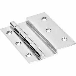Stainless Steel L Hinge, Thickness: 2-4 mm