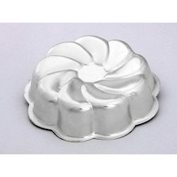 Decorated Round Cake Pan