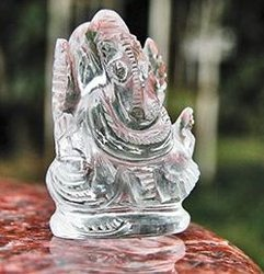 Sphatik Ganesh