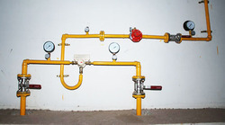 Gas Pipeline Fitting Services