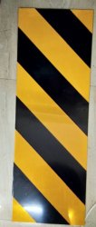 Hazard Marker Sign Board