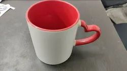 Inner With Colour Handle Mug
