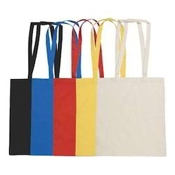Colored Cotton Bags